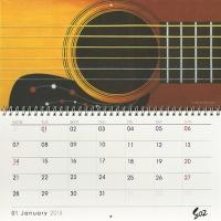digmeoutカレンダー
